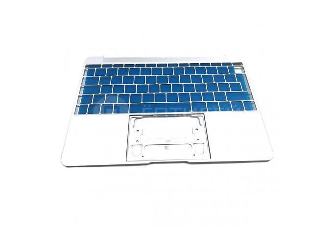 "Топкейс для MacBook 12"" A1534 Space Gray US Early 2015 Big Enter"