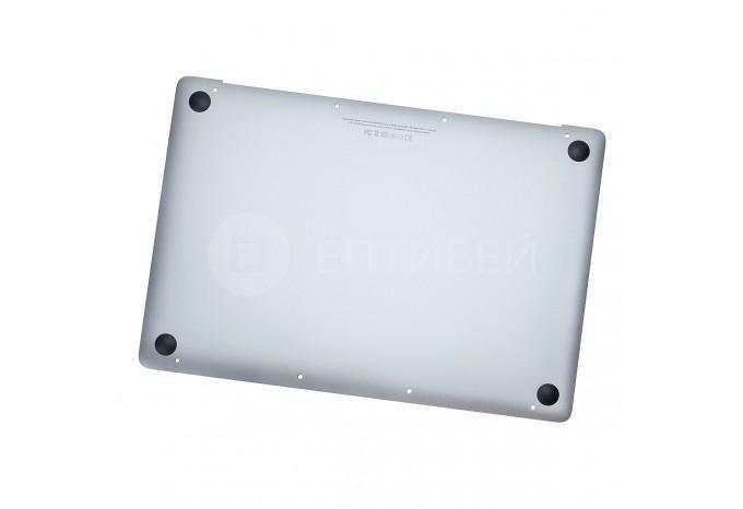 """Нижняя крышка Silver для MacBook A1534 12"""" Early 2015 - Mid 2017"""