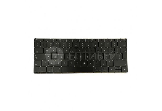 "Клавиатура UK для MacBook 12"" A1534 Early 2015 Big Enter"