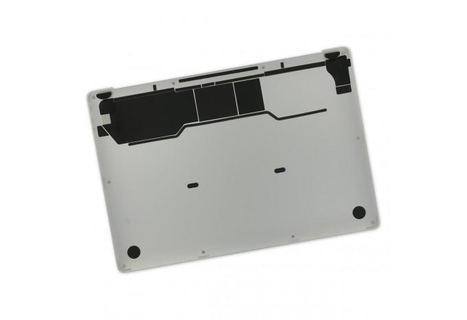 """Нижняя крышка для Macbook Air Retina 13"""" A1932 Late 2018 - Early 2020 Silver Серебристая"""