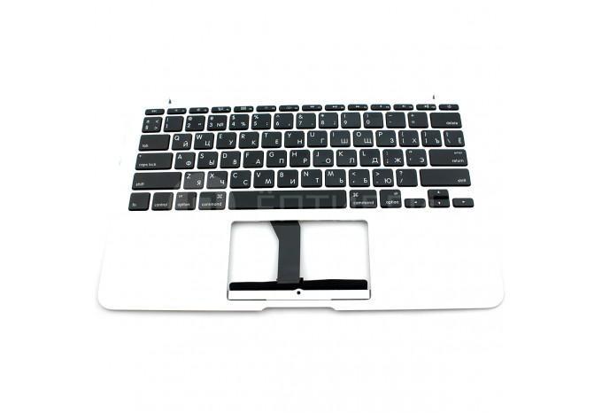 """Топкейс с клавиатурой и подсветкой для Macbook Air 11"""" A1465 Mid 2012 Маленький Enter"""