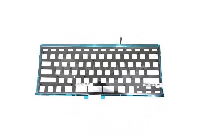 """Подсветка клавиатуры для MacBook Pro 15"""" Retina A1398 2012 - 2015 US маленький Enter"""