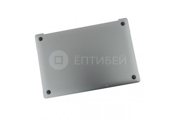 "Нижняя крышка для MacBook Pro Retina 15"" Late 2016 - Early 2019 A1707 A1990 Space Gray"