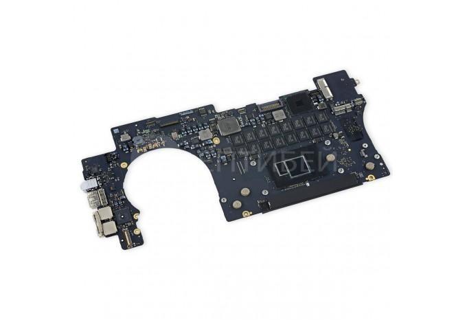 "Материнская плата MacBook Pro 15"" Retina A1398 Late 2013 Mid 2014"