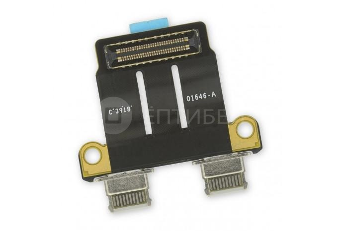 "Шлейф питания с разъемами USB-C для MacBook Pro Retina 13"", 15"", 16"" 2018-2019 A1989 A1990 A2141"