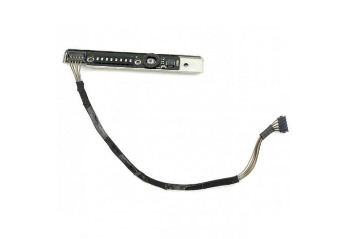 """Шлейф с индикатором заряда аккумулятора на корпусе MacBook Unibody 13"""" A1278 Late 2008"""