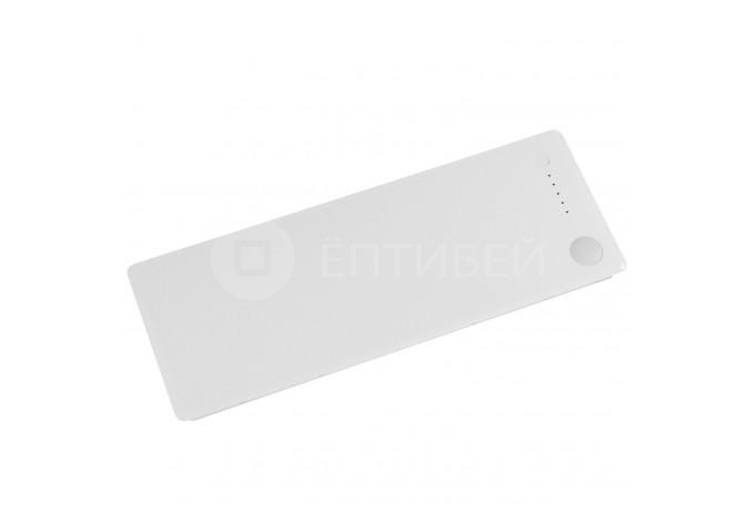 "Аккумулятор батарея A1185 для MacBook 13.3"" для Late 2006, Mid 2007, Early 2009, Mid 2009 белая, A1181"