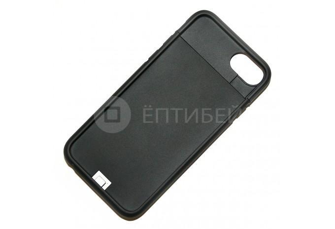 Чехол черный аккумулятор зарядка 3000mAh для iPhone 6, 6S