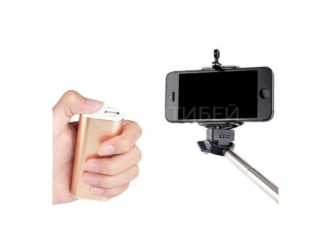 Внешний аккумулятор Yoobao S2 5200mAh с Selfie / селфи палкой монопод Bluetooth