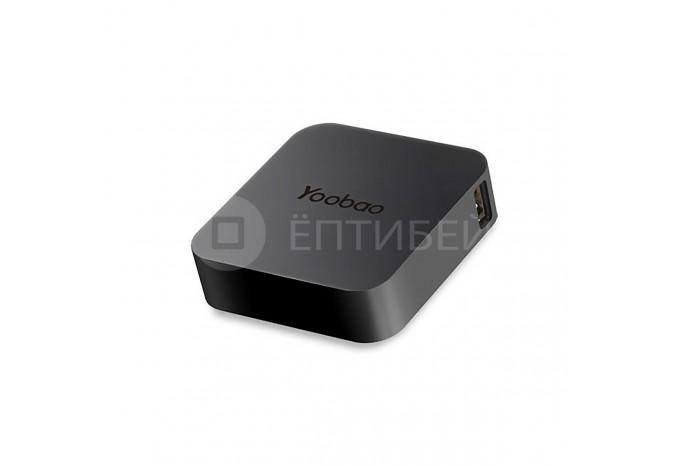 Внешний аккумулятор для iPhone, iPad Yoobao 7800 mAh черный