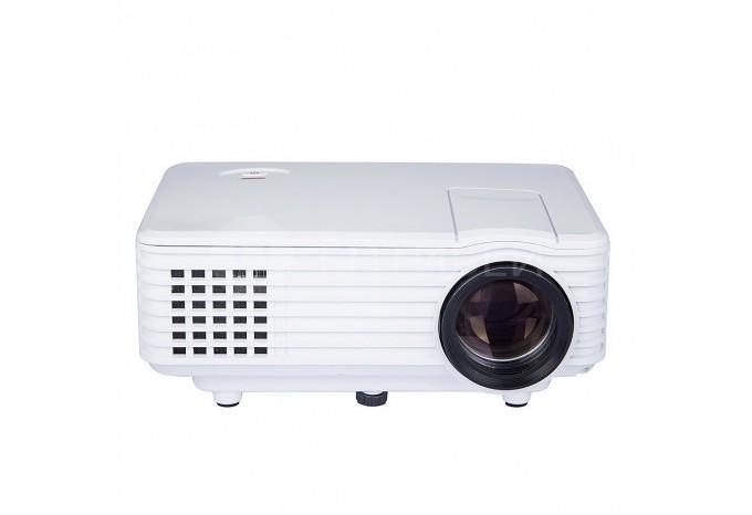 Проектор RD-805 для домашнего кинотеатра c пультом дистанционного управления
