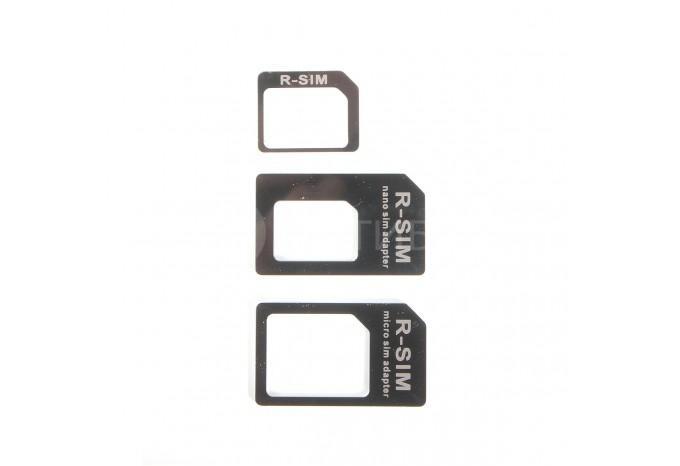 Набор адаптеров nano и micro SIM