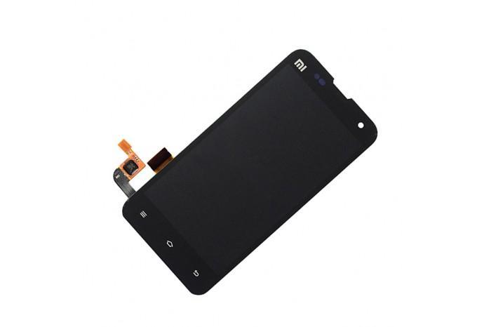 Дисплей в сборе для Xiaomi Mi2s черный