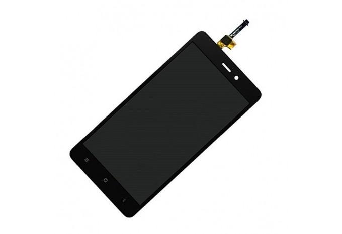 Дисплей в сборе для Xiaomi Redmi 3 черный