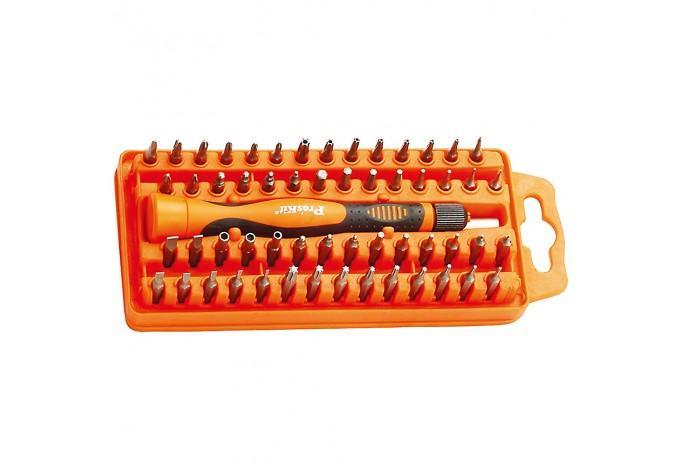Профессиональный набор отверток Proskit 58 в 1, SD-9808N