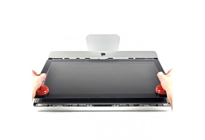 С установкой дисплея в сборе в iMac 2012 - 2020