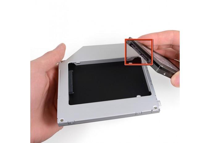 С установкой Optibay в iMac до 2011 (стоимость услуги апгрейда, SSD, память)