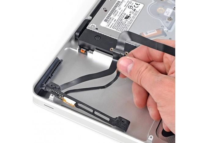 С установкой в MacBook (стоимость установки шлейфа)