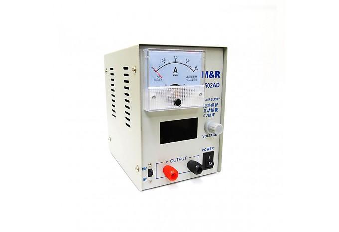Блок питания лабораторный 15V M&R 1502AD