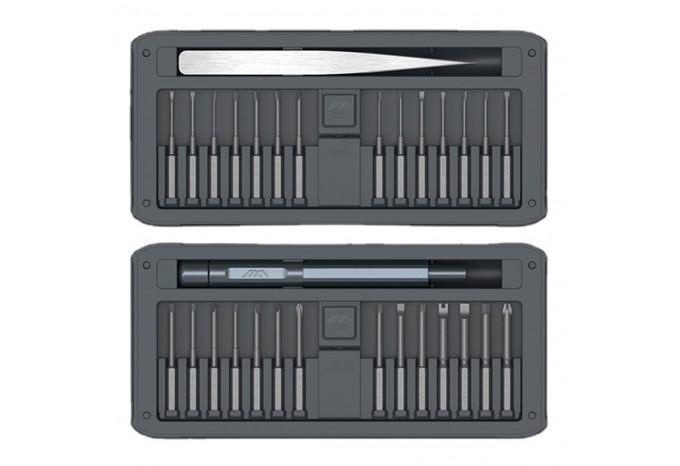 Набор инструмента для ремонта iPhone, MacBook Jimihome JM-GNT30 30 в 1