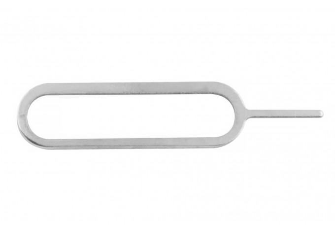 Ключ скрепка для изъятия SIM карты в iPhone и iPad Eject Tool