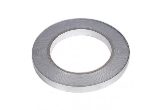 Термоскотч алюминиевый 10 мм для термозащиты при пайке