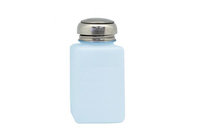 Пластиковая бутылка-дозатор для спирта 200мл