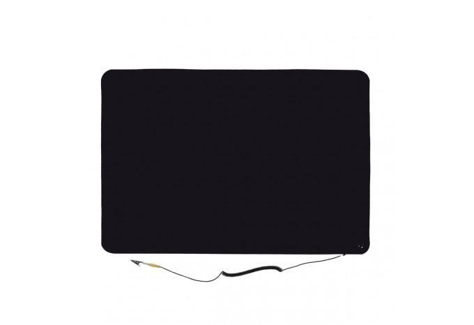 Профессиональный антистатический ESD коврик с заземлением 70x50 см