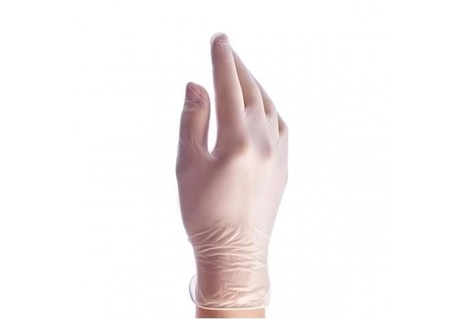 Прочная виниловая перчатка размер L для ремонта и защиты