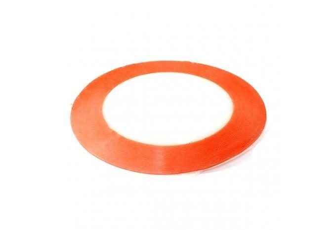 Двухсторонний скотч лента 3M 1 мм красный, для ремонта iPad 25 метров