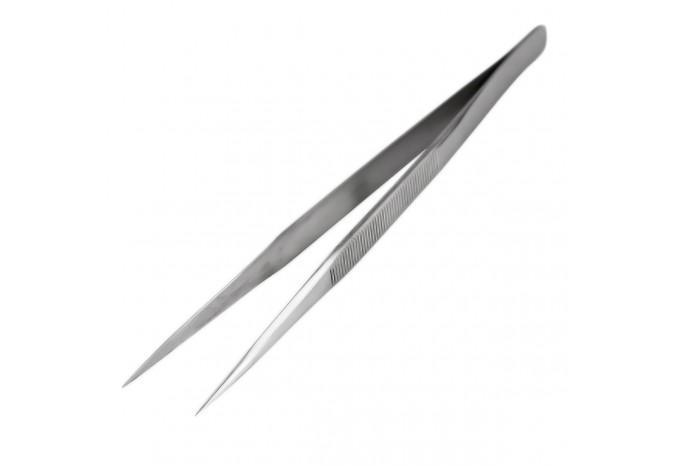 Прецизионный прямой длинный пинцет SSS-A 160mm для ремонта техники Apple