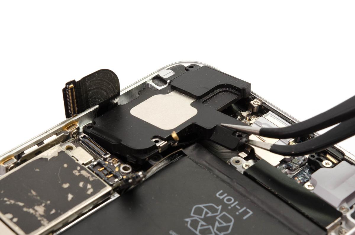 починка динамика iphone 6