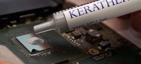 Замена термопасты в MacBook Pro
